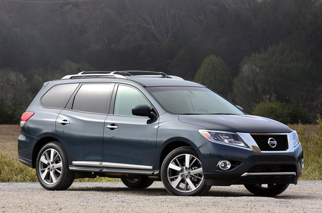 The All-New 2013 Nissan Pathfinder - The Next Gen SUV is here ...